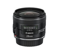 image for Canon EF 28mm f/2.8 IS USM Lens - U.S.A. Warranty