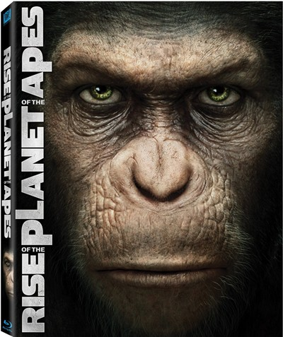 image for Rise of the Planet of the Apes (Two-Disc Edition Blu Ray + DVD/Digital Copy Combo) [Blu-ray]