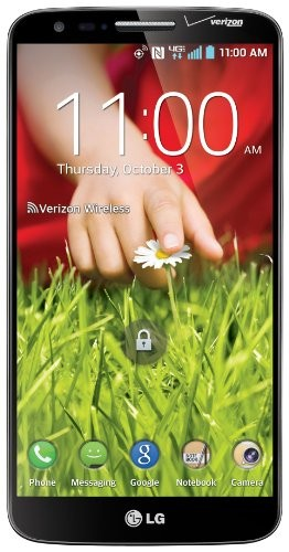 image for LG G2, Black (Verizon Wireless) for New Individual/Family Plan Customer