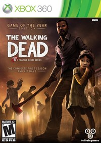 image for The Walking Dead Game of the Year - Xbox 360