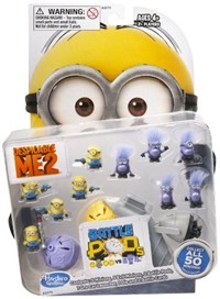 image for Despicable Me 2 Battle Pods Game