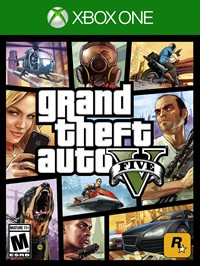 image for Grand Theft Auto V - Xbox One