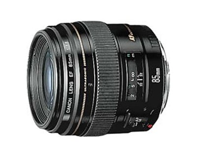 image for Canon EF 85mm f/1.8 USM Medium Telephoto Lens for Canon SLR Cameras