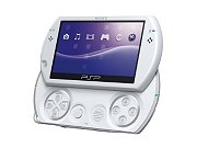 image for SONY PSP go Pearl White - Retail