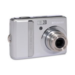 "image for Polaroid i1036 10MP Digital Camera, 3x Optical Zoom, 4x Digital Zoom, 2.7"" TFT LCD, USB, SD/SDHC, Silver"