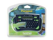image for Brother PT-80 7.5 mm / sec 230 dpi Label Printer