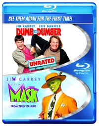 image for Mask / Dumb & Dumber (Double Feature) [Blu-ray]