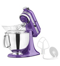 image for KitchenAid 5-Quart Tilt-Head Artisan Stand Mixer- Grape Purple