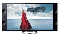 image for Sony XBR-55X900A 55-Inch 4K Ultra HD 120Hz 3D LED UHDTV (Black) + One Year of Netflix and Hulu Plus (Get 6% back in Rewards = $239.88)