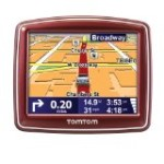 image for TOMTOM One 140 GPS - RED