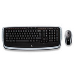 image for Logitech Cordless Desktop LX 710 Laser Keyboard and Mouse Combo