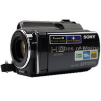 image for Sony HDR-CX150 16GB Flash Memory HD Camcorder - Black