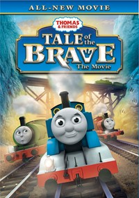 image for Thomas & Friends: Tale of the Brave - The Movie