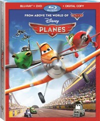 image for Planes (Blu-ray + DVD + Digital Copy)