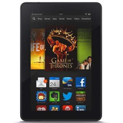 "image for Kindle Fire HDX 7"", HDX Display, Wi-Fi, 16 GB - Includes Special Offers"