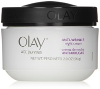 image for Olay Olay Age Defying Anti-Wrinkle Night Cream