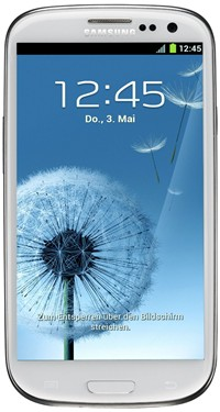 image for Samsung Galaxy S3 i9300 16GB Black White Blue 3G Unlocked