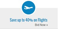 image for Save up to 40% on Flights