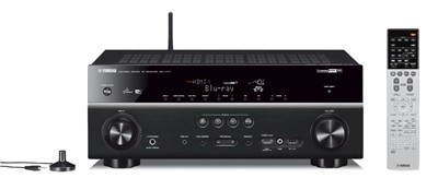 image for Yamaha RX-V777BT 7.2-channel Wi-Fi Network AV Receiver with AirPlay & Bluetooth