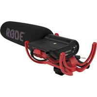 image for Rode Videomic Shotgun Microphone with Rycote Lyre Mount