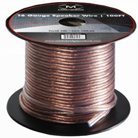 image for Mediabridge - 16 Gauge Speaker Wire -(100 Feet)