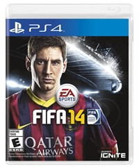 image for FIFA 14 - PlayStation 4