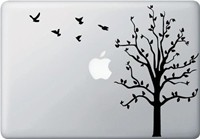 image for Tree MacBook Decal Mac Apple skin sticker