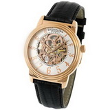 image for Stuhrling Original Mens Delphi Skeleton Automatic Watch