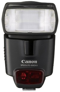 image for Canon Speedlite 430EX II Flash for Canon Digital SLR Cameras