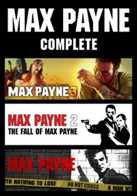 image for Max Payne Complete Pack [Online Game Code]