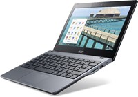 image for Acer C720 Chromebook (11.6-Inch, Haswell micro-architecture, 2GB)
