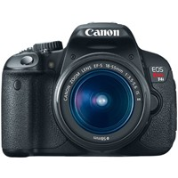 image for Canon EOS Rebel T4i Digital SLR Camera with EF-S 18-55mm f/3.5-5.6 IS Lens