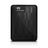 image for WD - My Passport 1TB External USB 3.0/2.0 Portable Hard Drive - Black