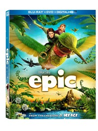 image for Epic (Blu-ray / DVD + Digital Copy)
