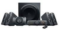 image for Logitech Surround Sound Speaker System Z906