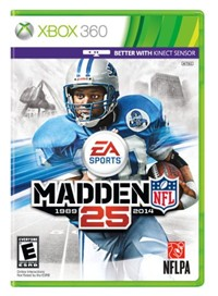 image for Madden NFL 25 - Xbox 360