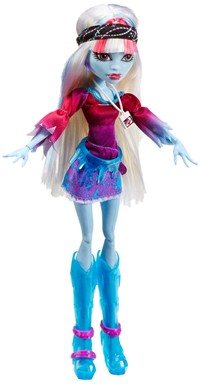 image for Monster High Music Festival Abbey Bominable Doll