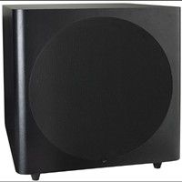 image for Dayton Audio SUB-1200 12-Inch 120 Watt Powered Subwoofer (Black)