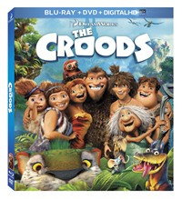 image for The Croods (Blu-ray / DVD + Digital Copy)