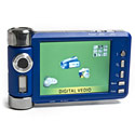 "image for VistaQuest 8MP HD Digital Camcorder w/ 3.0"" LCD (Blue) - DV800HDB"