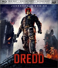 image for Dredd [3D Blu-ray/Blu-ray + Digital Copy + UltraViolet]