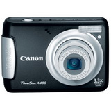image for Powershot A480 Digital Camera - Black
