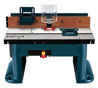 image for Bosch RA1181 Benchtop Router Table