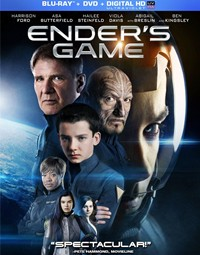 image for Ender's Game (+UltraViolet Digital Copy) [Blu-ray]