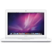"image for Apple 13.3"" MacBook Notebook Computer (White Unibody - MC516LL/A)"