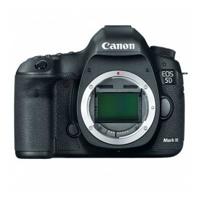 image for Canon EOS 5D Mark III 22.3 MP Full Frame CMOS with 1080p Full-HD Video Mode Digital SLR Camera (Body)