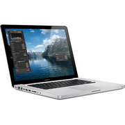 "image for Apple 15.4"" MacBook Pro Notebook Computer [ 2.66GHz Intel Core i7 - B&H # APMBP25I715 Mfr # MC373LL/A]"