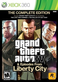 image for Grand Theft Auto IV & Episodes from Liberty City: The Complete Edition