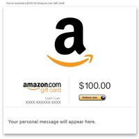 image for Amazon Gift Card - E-mail