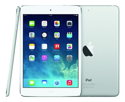 image for Apple iPad Air 16GB Tablet With Retina Display Wifi, Facetime and Camera
